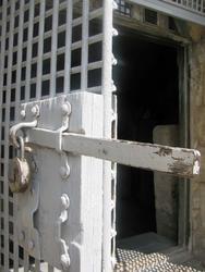 Дверь в Северный мавзолей