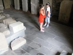 Интерьер Северного мавзолея