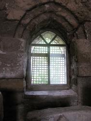 Окно. Северный мавзолей