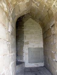 Вход в минарет Соборной мечети