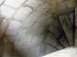 Лестница внутри Большого минарета