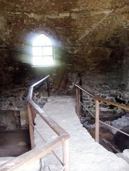 Восточный мавзолей (Церковь Святого Николая). Интерьер