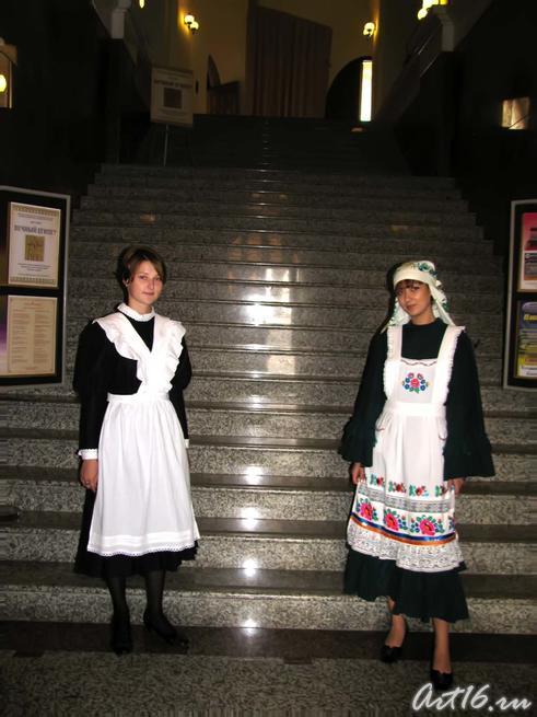 Встреча гостей музея::«Ожившая экспозиция»