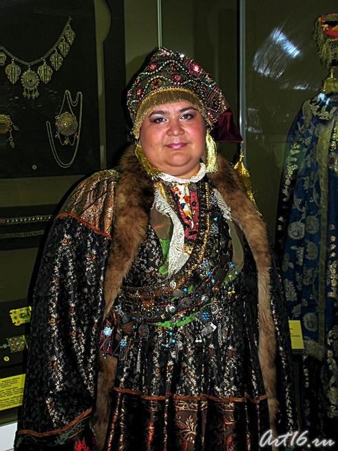 Хозяйка Татарской Золотой кладовой