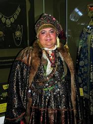 Хозяйка ''Татарской Золотой кладовой''