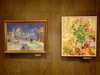 Выставка А.Шадрина. Фрагмент