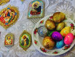 Пасхальные яйца. Н.Н. Бражникова