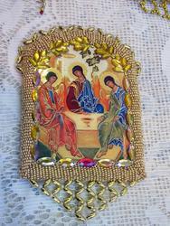 Икона. Оклад - Наталья Николаевна Бражникова