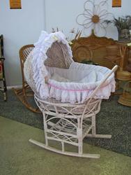 Люлька -качалка. Плетёная мебель. Алтын-Тал