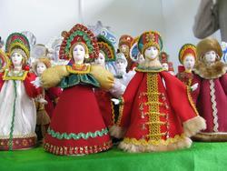 Куклы из Санкт-Петербурга