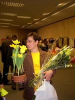 Александр Шадрин в лучах славы