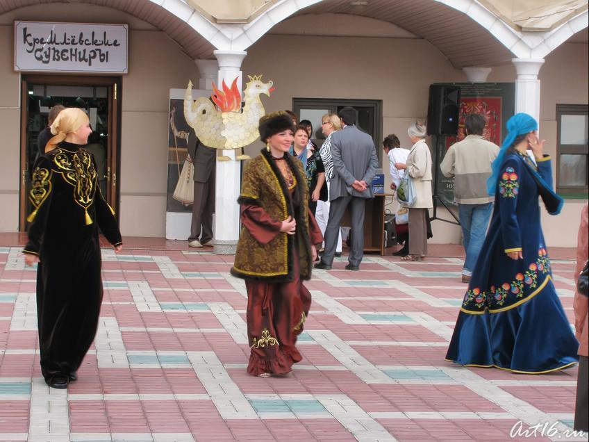 Фото №32971. Площадь у мечети Кул Шариф