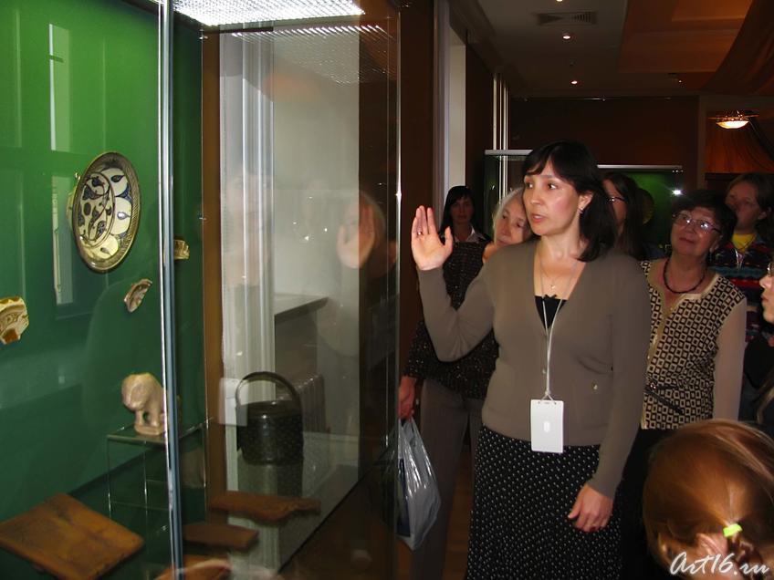 Фото №33086. Экскурсия по выставочным залам