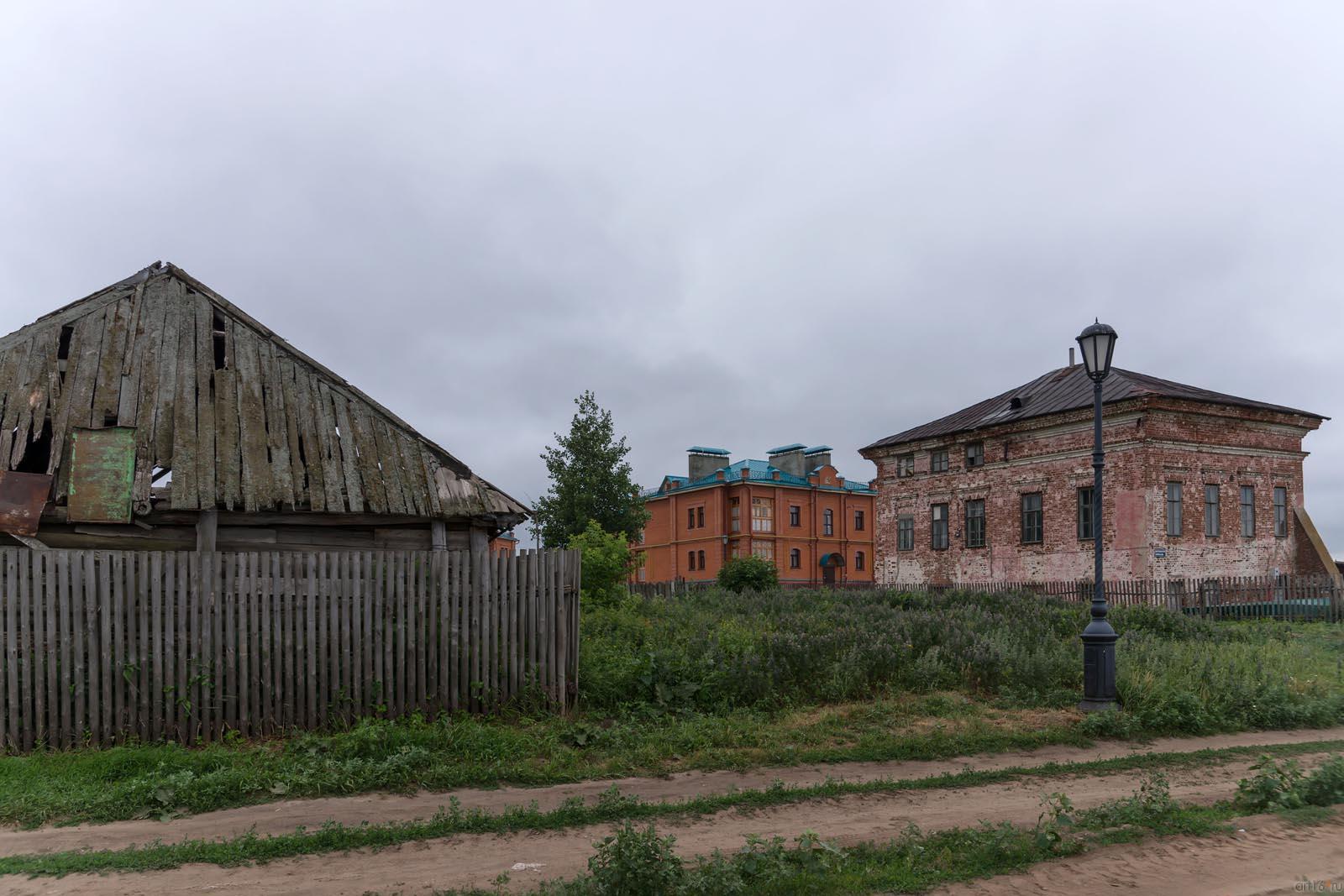 ::Прогулка по Свияжску — июнь 2014