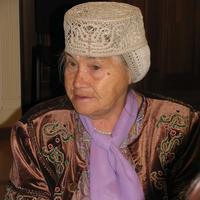 Флюра Анасовна Калмурзина