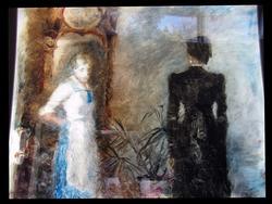 Паша и хозяйка. 2005