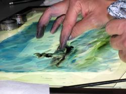 Прорисовываие деталей
