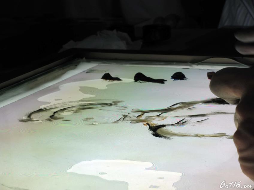 ʺХитрыхʺмазков все больше::Выставка Александра Петрова «Моя любовь. Сотворение фильма»
