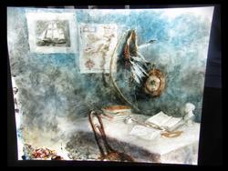 Уголок Антона. 2004