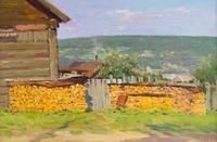 ХУЗИН Р.Ф. 1975 МОЛОДИЛЬНЫЕ ЯБЛОЧКИ. 2013 Холст, масло