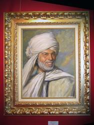 Король Иордании. 2002г.