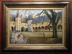 Призрак, посещающий замок, покинутый 300 летназад. 2006г.
