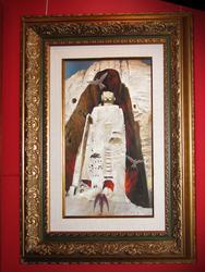 Ангелы, покидающие историю. 2009
