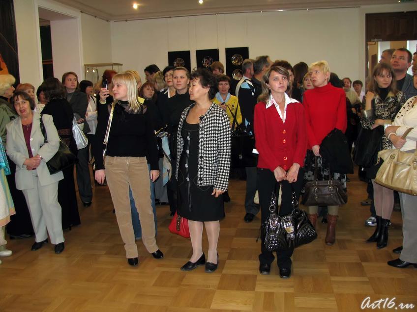 Открытие выставки «Дети Богов»::Открытие выставки «Дети Богов»