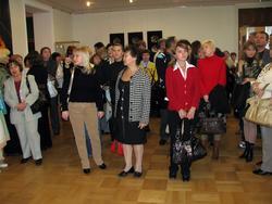 Открытие выставки «Дети Богов»