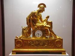 Каминные часы «Бдение Александра Македонского»