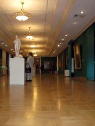 Экспозиция выставки «Дети Богов», 5-ый зал