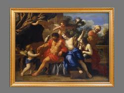 Геркулес и Омфала.