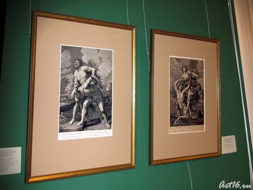 Битва Геракла с Ахелоем. Вторая пол. XVIII::Открытие выставки «Дети Богов»