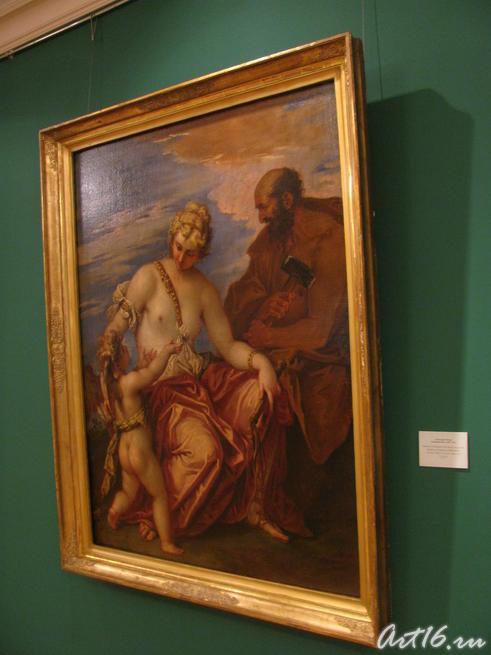 Венера, Купидон и Вулкан. Ок. 1695::Открытие выставки «Дети Богов»