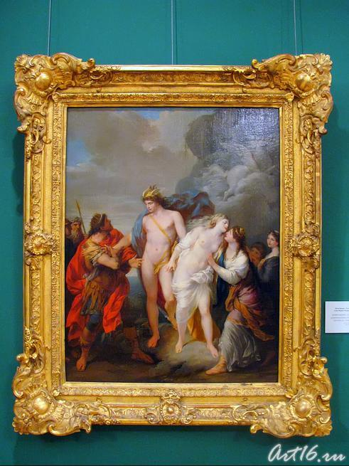 Возвращение Андромеды. 1782::Открытие выставки «Дети Богов»