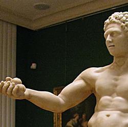 Пирующий Геракл