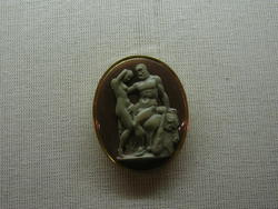 Камея: Геракл и Иола