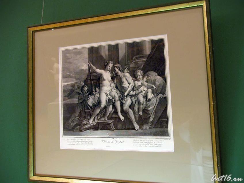 Геракл и Омфала::Открытие выставки «Дети Богов»