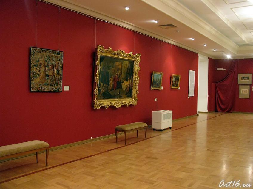 Фото №35764. Экспозиция выставки «Дети Богов», 4-ый зал
