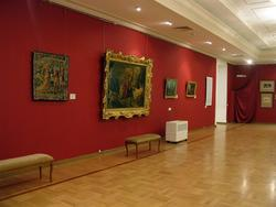 Экспозиция выставки «Дети Богов», 4-ый зал