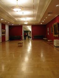 Экспозиция выставки «Дети Богов», четвертый зал