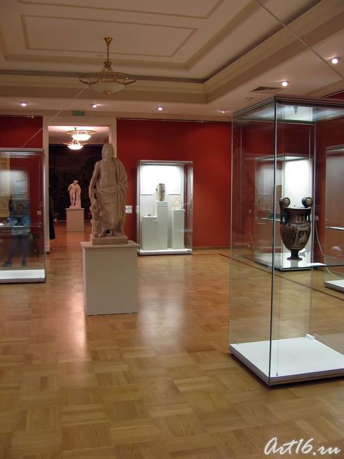 Экспозиция выставки «Дети Богов»::Открытие выставки «Дети Богов»