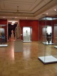 Экспозиция выставки «Дети Богов»