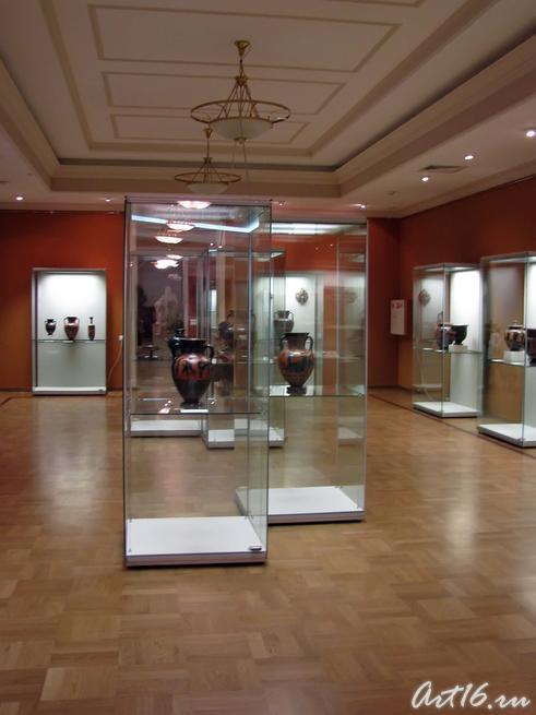 Экспозиционное пространство выставки «Дети Богов»::Открытие выставки «Дети Богов»