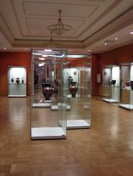 Экспозиционное пространство выставки «Дети Богов»