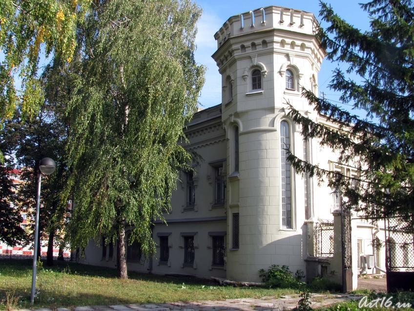 Литературный музей Габдуллы Тукая (дом Шамиля)::Шариф Камал и ренессанс татарской литературы