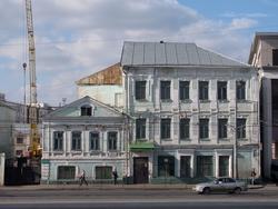 Дом М. Апанаевой, памятник архитектуры  нач.XX века