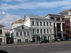«Восточный клуб», дом М. Апанаевой