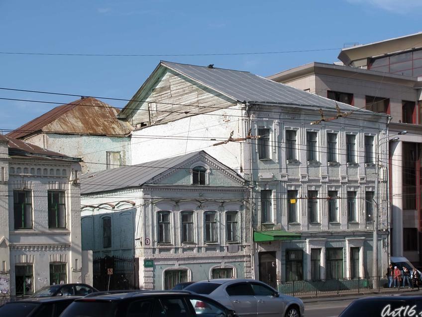 Здание «Восточного Клуба», дом М. Апанаевой::Казань