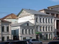 Здание «Восточного Клуба», дом М. Апанаевой